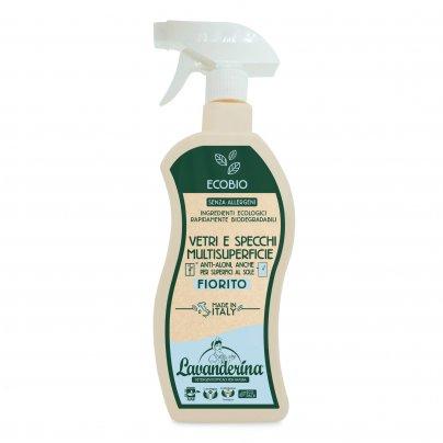 Detergente Vetri e Specchi Multisuperficie