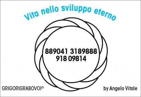 Tessera Radionica 102 - Vita nello Sviluppo Eterno