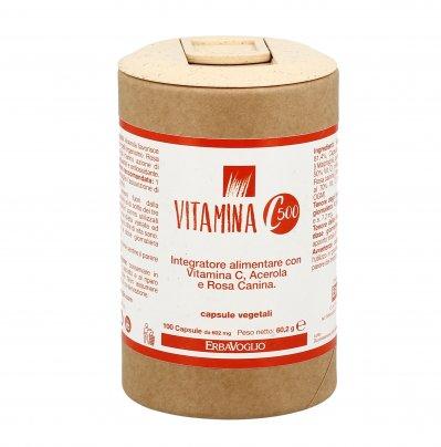 Integratore Alimentare Vitamina C 500