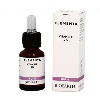 Vitamina E 2% - Elementa
