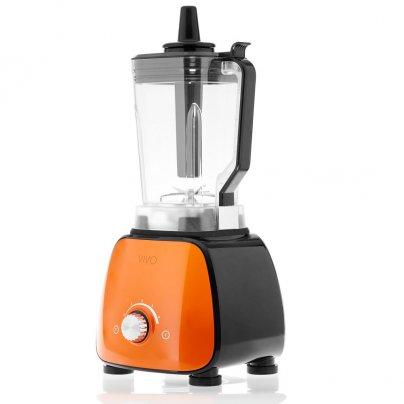 Frullatore Professionale - Vivo Blender Nero e Arancio