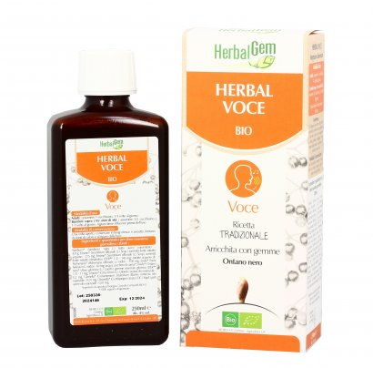 Herbal Voce - Sollievo Corde Vocali