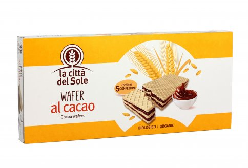 Wafer al Cacao
