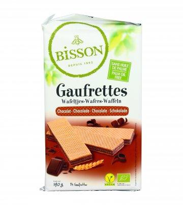Wafer Bio al Cacao