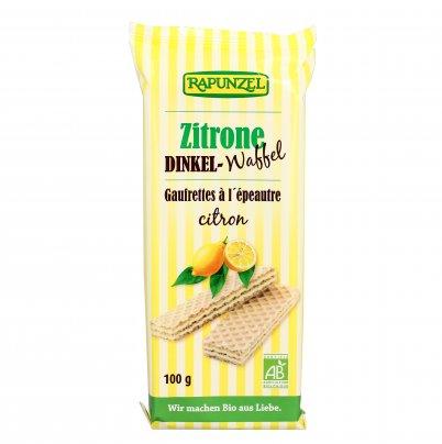 Wafer di Farro al Limone Bio