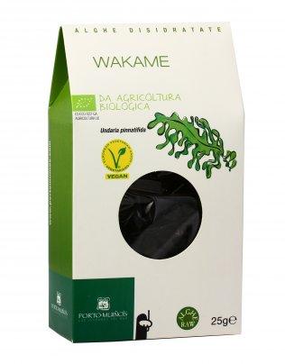 Alghe Disidratate Wakame 25 gr.