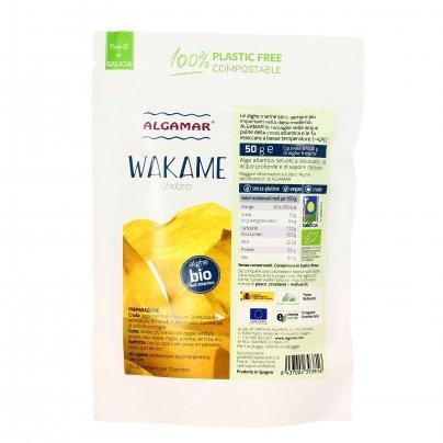 Alghe Wakame Bio