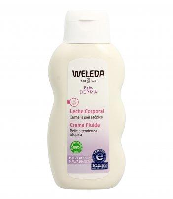 Crema Fluida alla Malva Bianca - Baby Derma