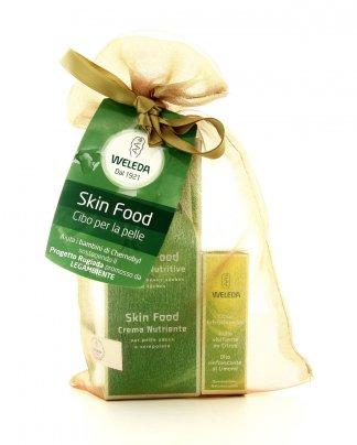 Fantasia Skin Food - Crema Nutriente e Olio Rinfrescante al Limone
