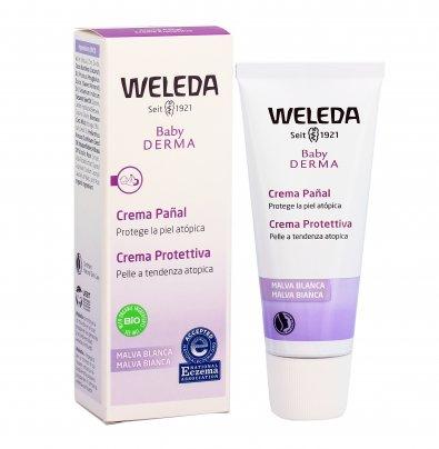 Crema Protettiva alla Malva Bianca - Baby Derma