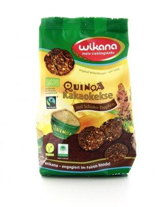 Biscotto al Cacao con Quinoa e Gocce Cioccolato Bio