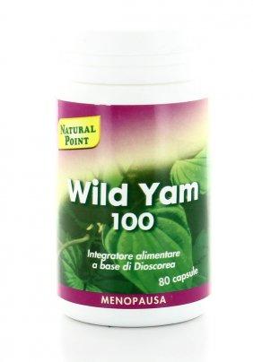Wild Yam 100 - Menopausa