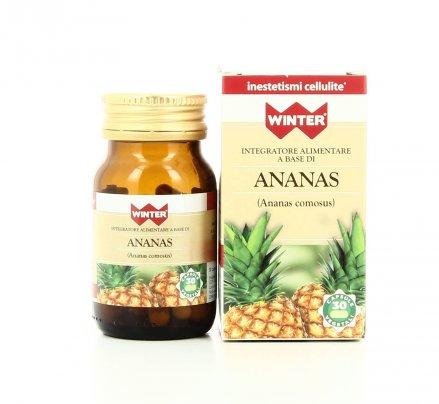 Integratore Alimentare a base di Ananas