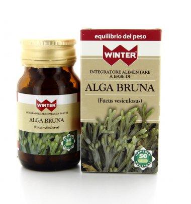 Integratore Alimentare - Alga Bruna - Equilibrio del Peso