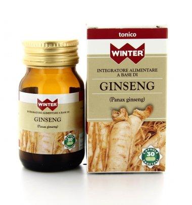 Integratore Alimentare - Ginseng - Tonico
