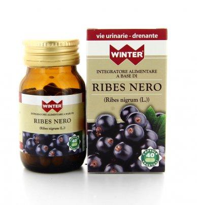 Integratore Alimentare - Ribes Nero - Drenante e Vie Urinarie