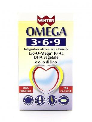 Integratore Alimentare - Omega 3-6-9