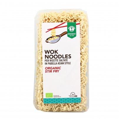 Wok Noodles - Pasta di Grano Biologica