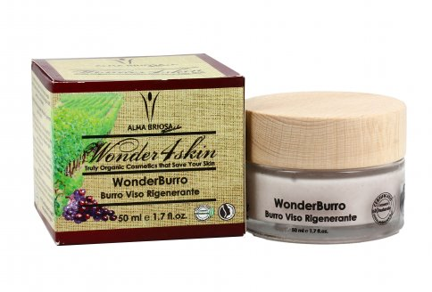 Burro Viso Rigenerante - Wonder4Skin