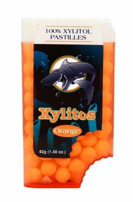 Pastiglie Xilitolo e Arancia - Xylitos Orange