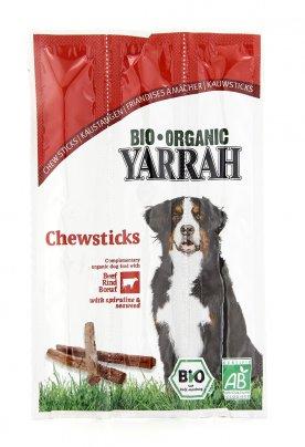 Chewing Sticks - Bastoncini Masticabili con Carne per Cani