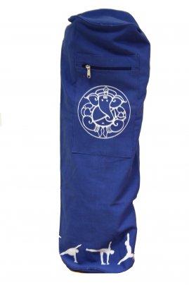 Portatappeto Ganesh Blu