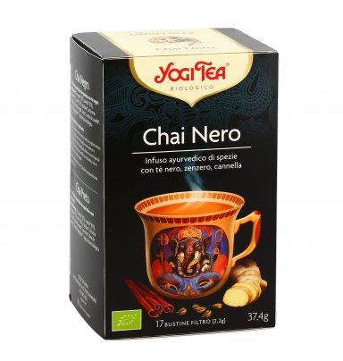Infuso Bio con Spezie e Tè - Nero Chai