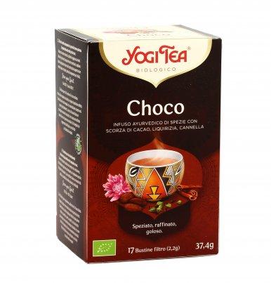"""Infuso Bio """"Choco"""" con Scorza di Cacao, Liquirizia, Cannella"""