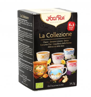 Yogi Tea - Finest Selection Bio