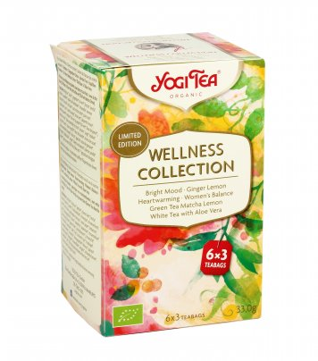 Tè Wellness Collection