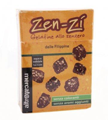Zen-zì - Gelatine allo Zenzero