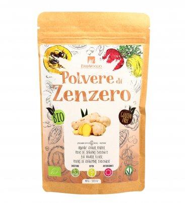 Polvere di Zenzero Bio