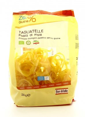 Zero Glutine - Tagliatelle di Mais Bio