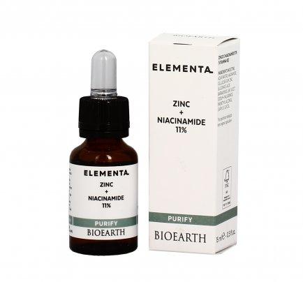 Niacinamide 10% e Zinco 1% - Elementa