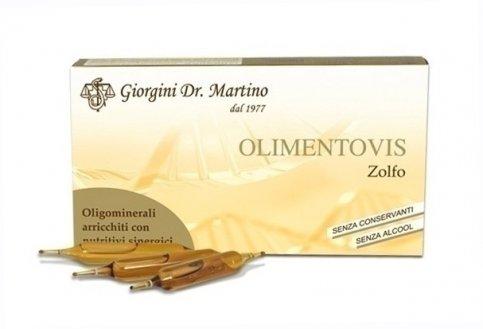 Olimentovis Zolfo - 30 Ampolle