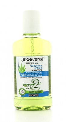 Collutorio d'Aloe Multiattivo - Aloevera2