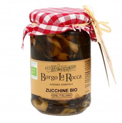 Zucchine Sott'Olio Bio Italiane