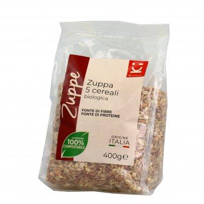 Zuppa 5 Cereali Biologica