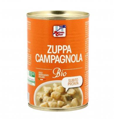 Zuppa Campagnola Bio