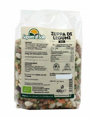 Zuppa di Legumi Biologici
