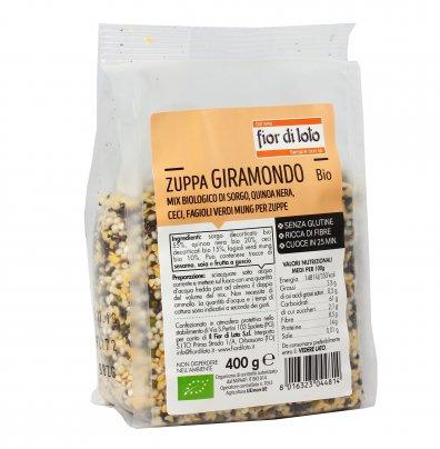 Zuppa Giramondo Bio