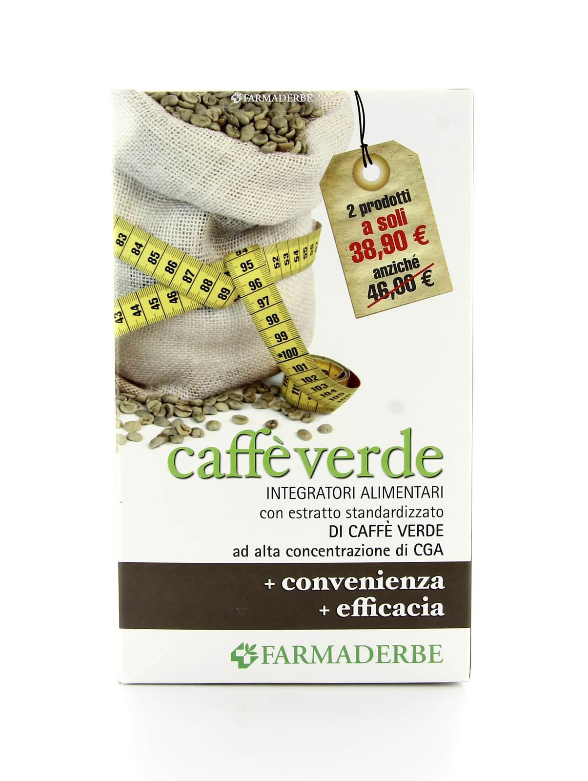 estratto di chicco di caffè verde 800 con gca naturale
