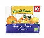 Succo di Arancia Carota e Limone - Viva La Frutta