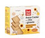Cracker di Avena con Olio di Girasole