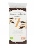 Cioccolato Fondente con Zenzero Candito Bio