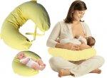 Cuscino Baby Satin con Fodera - Giallo