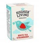 Tè Bianco Bio alla Fragola