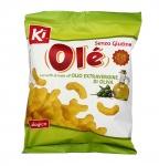 Cornetti di Mais all'Olio Extravergine di Oliva - Olé Snack
