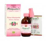 Olio Extravergine Bio di Rosa Mosqueta + Rosa Damascena