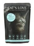 Salmone - Cibo per Gatti Adulti